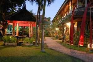 Satriya Cottages Bali - Taman
