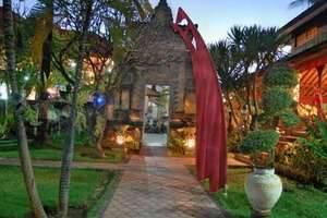 Satriya Cottages Bali - Pemandangan