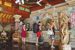 Satriya Cottages Bali - Lobi