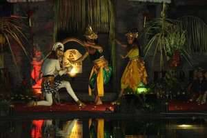 Satriya Cottages Bali - Tari Bali