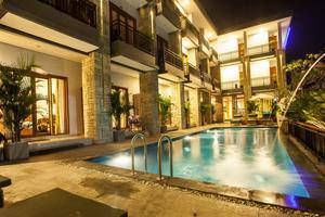 Satriya Cottages Bali - Kolam Renang