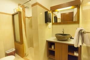 Satriya Cottages Bali - Kamar mandi standard