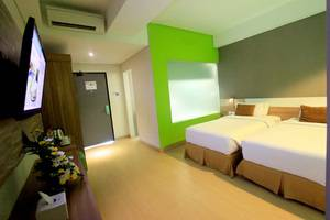 Hotel Dafam Fortuna Seturan - Deluxe Twin