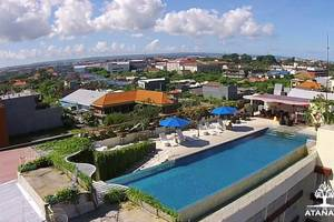 Atanaya by Century park Bali - Rooptop pool view
