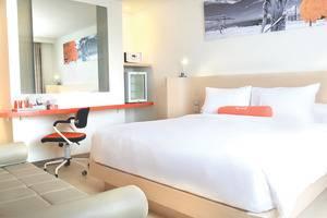 HARRIS Sentraland Semarang - HARRIS ROOM 1 tempat tidur