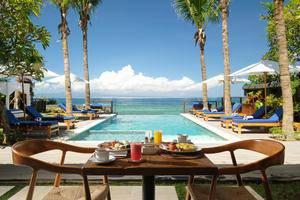Sagara Candidasa  Bali - Pool