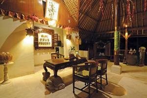 Bumi Ubud Resort Bali - Resepsionis