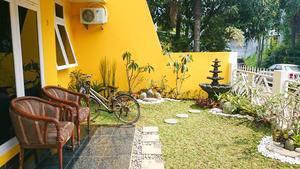 Cendana Mulia Hostel Bogor Bogor - Backyard
