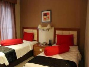 Hotel Scarlet Makassar - Superior Twin