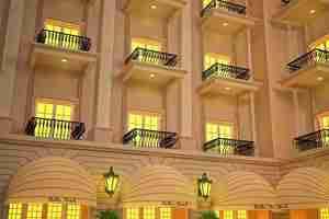 Bella Hotel Surabaya - Exterior