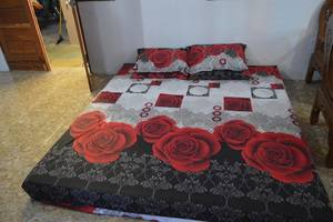 Yuyun Homestay Yogyakarta - Kamar tamu