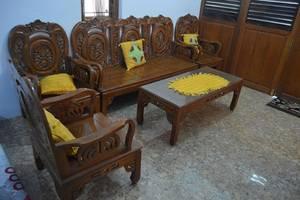 Yuyun Homestay Yogyakarta - Ruang tamu