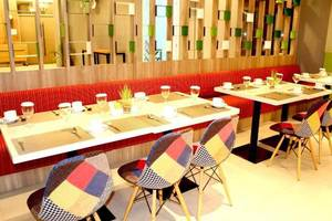 Pesonna Hotel Tegal Tegal - Restoran