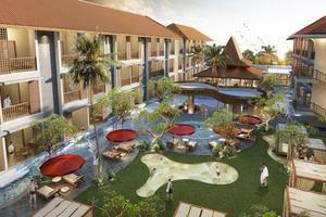 Grand Barong Resort Bali - Eksterior