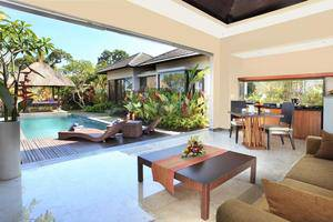 Park Hotel Nusa Dua - Pool Villa Living Room