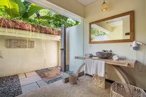 Taman Sari Bali Resort Bali - kamar mandi studio