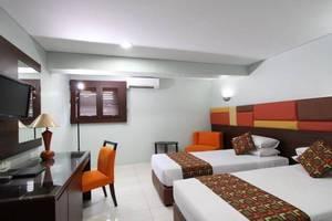 Hotel Alma Jakarta - Kamar tamu