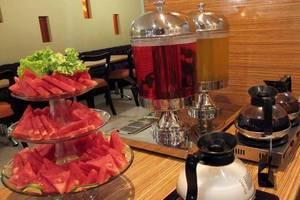 Hotel Alma Jakarta - Ruang makan