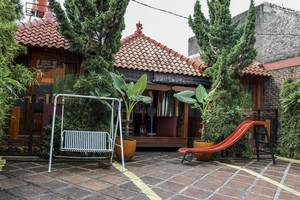 NIDA Rooms Jupiter Way Metro Indah Margahayu - Area anak-anak
