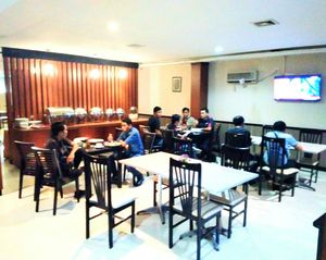 Hotel Parma Pekanbaru - RESTAURANT