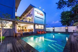 Sylvia Bali Suite Residence Bali - Kolam Renang