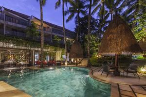 Kupu-Kupu Jimbaran Bali - Kolam Renang