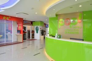 POP Hotel Stasiun Kota Surabaya - Lobi