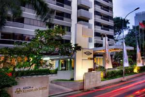 Aston Kuningan Suites Hotel Jakarta - Tampilan Luar