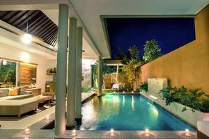 The Kasih Villas & Spa Bali - Kolam Renang
