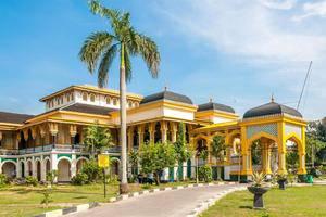 Grand Sirao Hotel Medan - Mesjid Raya Al-Osmani