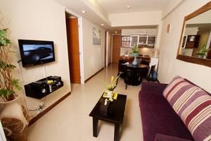 Tanjung Apartement Bali - Ruang tamu