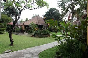 Puri Dalem Hotel Bali - Garden