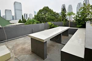ZenRooms Kuningan Syariah Jakarta - Atap
