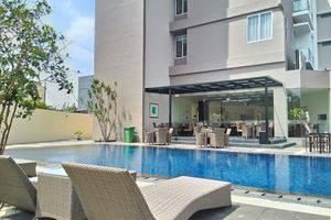 Horison Hotel Sukabumi by MGM Sukabumi - Kolam Renang
