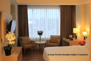 Horison Hotel Sukabumi by MGM Sukabumi - Executive Suite Room