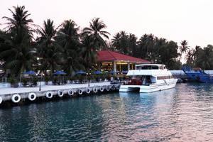 Green Garden Resort Serang - Perahu