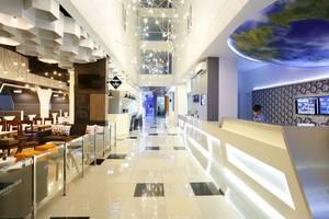 Berry Biz Hotel Bali - Lobi
