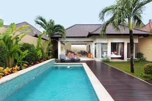 RC Villas Bali - Kolam Renang