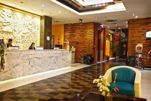 Puri Denpasar Jakarta - lobby