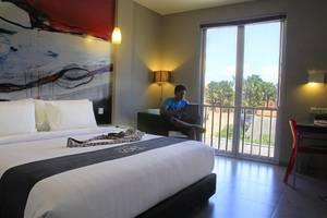 Loft Legian Bali - Kamar Deluxe Double