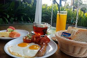Loft Legian Bali - Menu Kafe