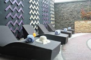 Citadines Royal Bay Makassar Makassar - Splash Pool
