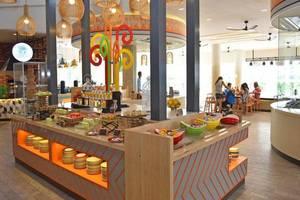 Bintan Lagoon Resort Bintan - Restoran