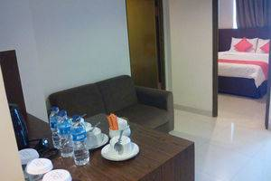 The Gloria Suites Jakarta - Kamar Superior keluarga