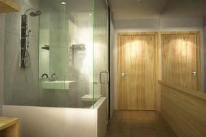Q Hotel Bali - Kamar Mandi