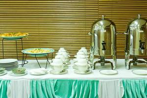Puri KIIC Golf View Hotel Karawang - Ruang makan
