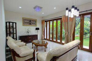 Villa Dago Nirwana Bandung Syariah Bandung - Living Room