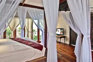 The Christin Villas Bali - Kamar Tamu