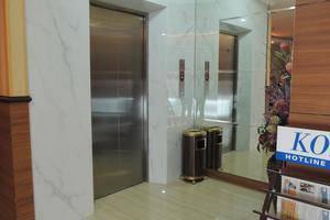Hotel California Jakarta - Lift