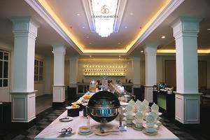 Grand Mahkota Hotel Pontianak - Restaurant